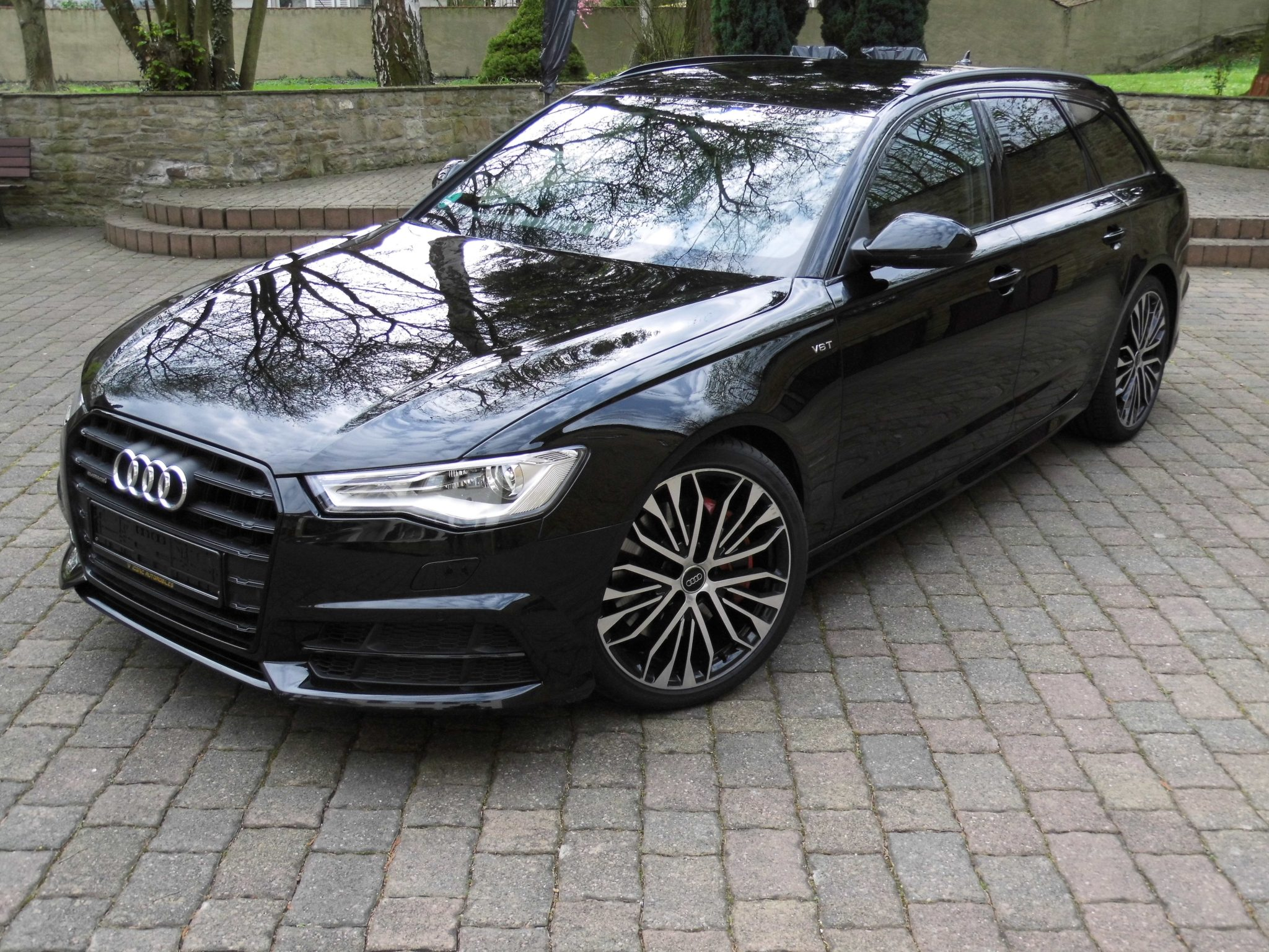 audi a6 3 0 tdi competition s line quattro iconic. Black Bedroom Furniture Sets. Home Design Ideas